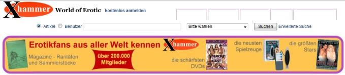 xhammer 2013